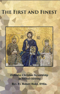 Biblical, Patristic and Contemporary insights into faithful Christian living and stewardship today.  A useful resource for individuals, parishes, Stewardship programs, and discussion groups.